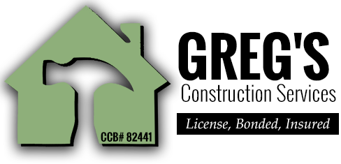 Greg's Construction Services logo
